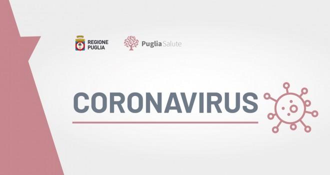 Coronavirus Puglia