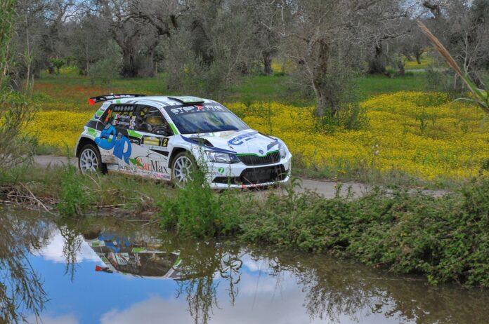 D'Alto-Liburdi: Rally Casarano 2019 (foto: L. De Marinis)