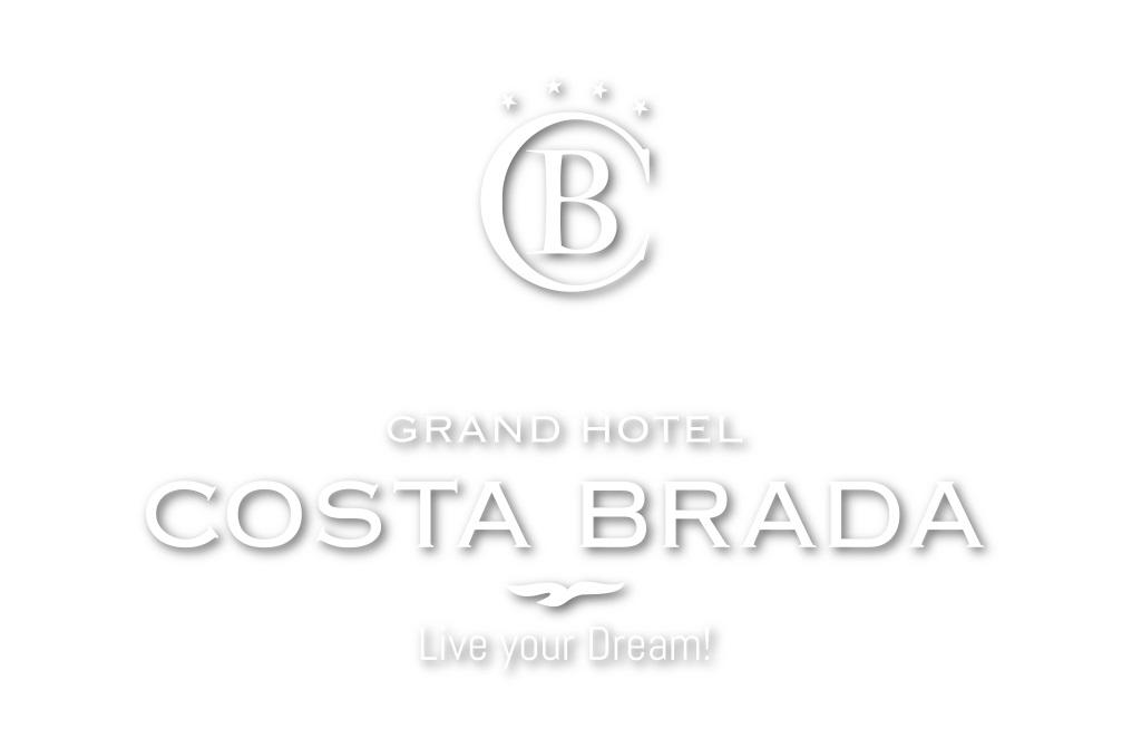nuovo logo grand hotel costa brada bianco ombra